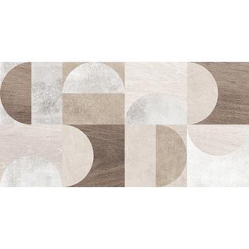 Plant Плитка настенная бежевый мозаика 08-00-11-2687 20х40