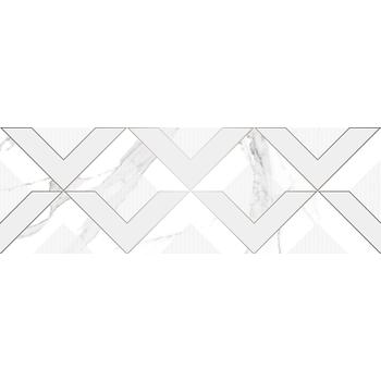 Viva Декор белый 20х60