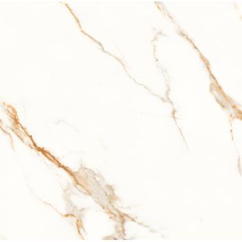 Venato Calacatta Gold керамогранит белый сатинированный 60х60