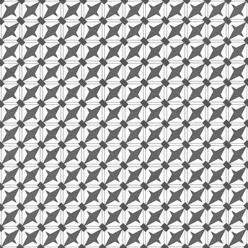 Эллен Керамогранит декор черно-белый 6032-0422 30х30