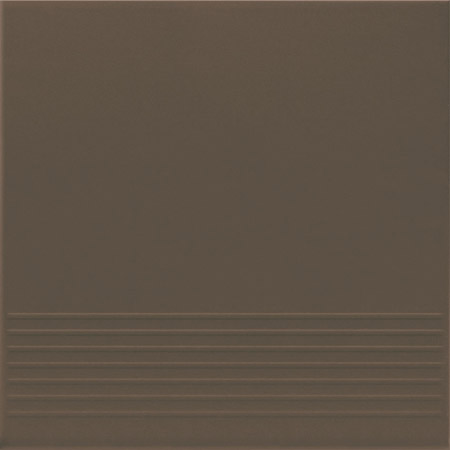 Simple Brown stopnica prosta 30x30